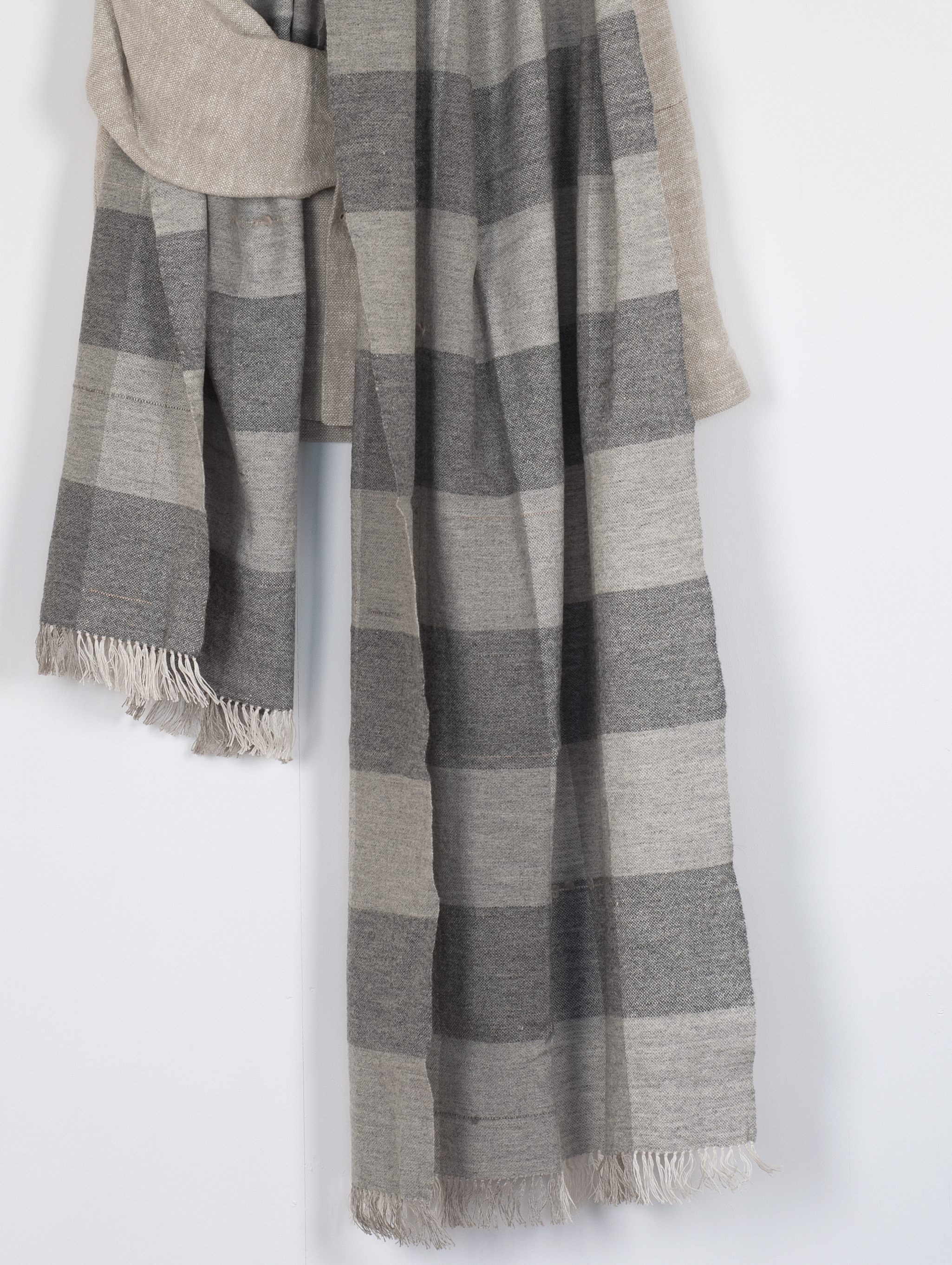 linen | shetland | ramie