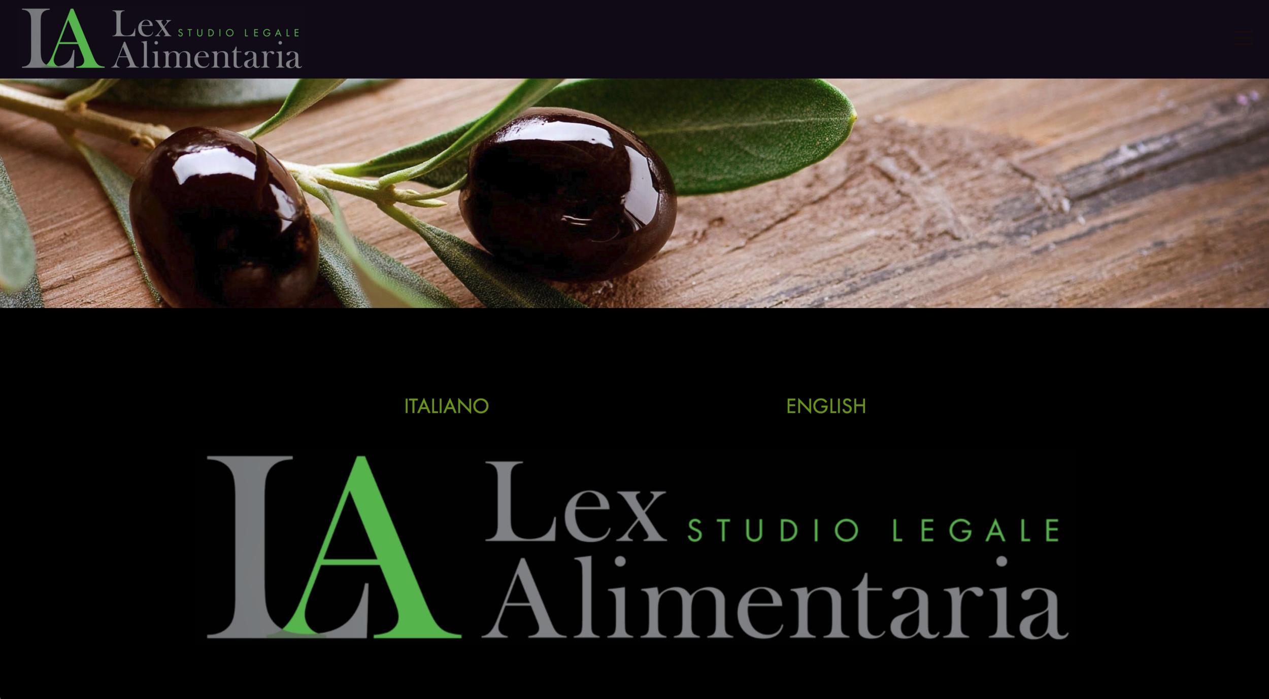 lex alimentaria studio legale