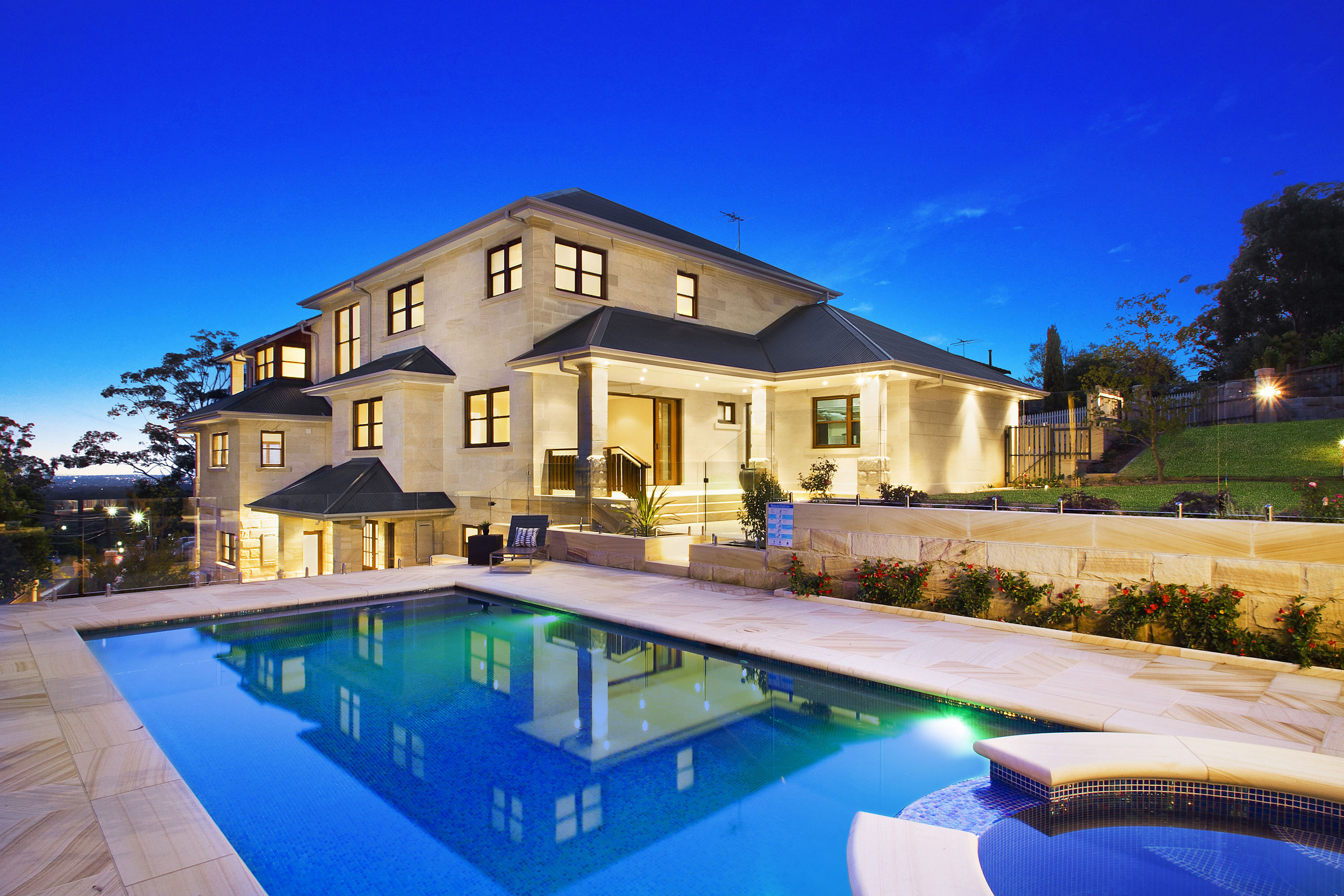 Highs Rd, West Pennant Hills