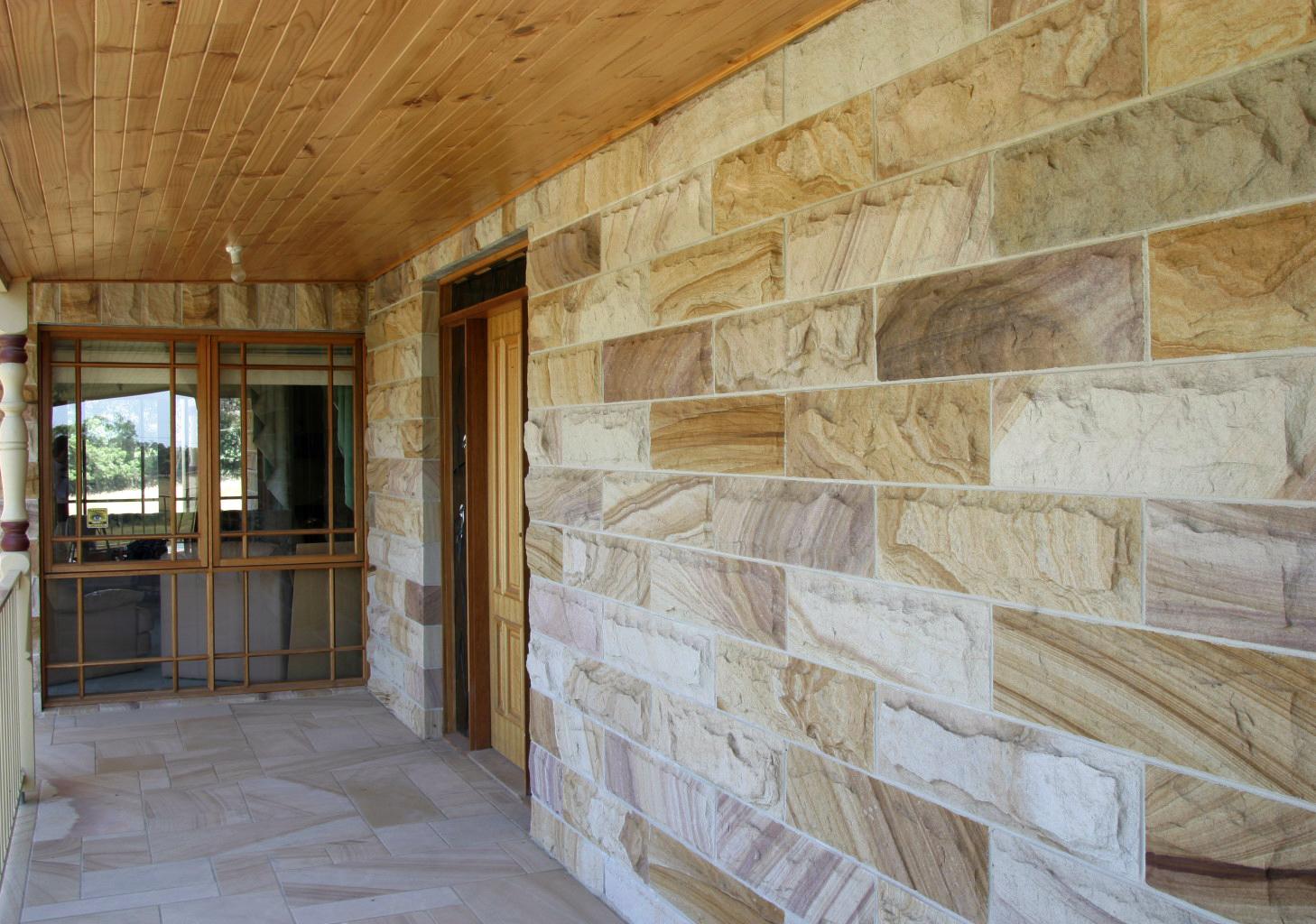 Quarry Run - Rockfaced Walling.JPG