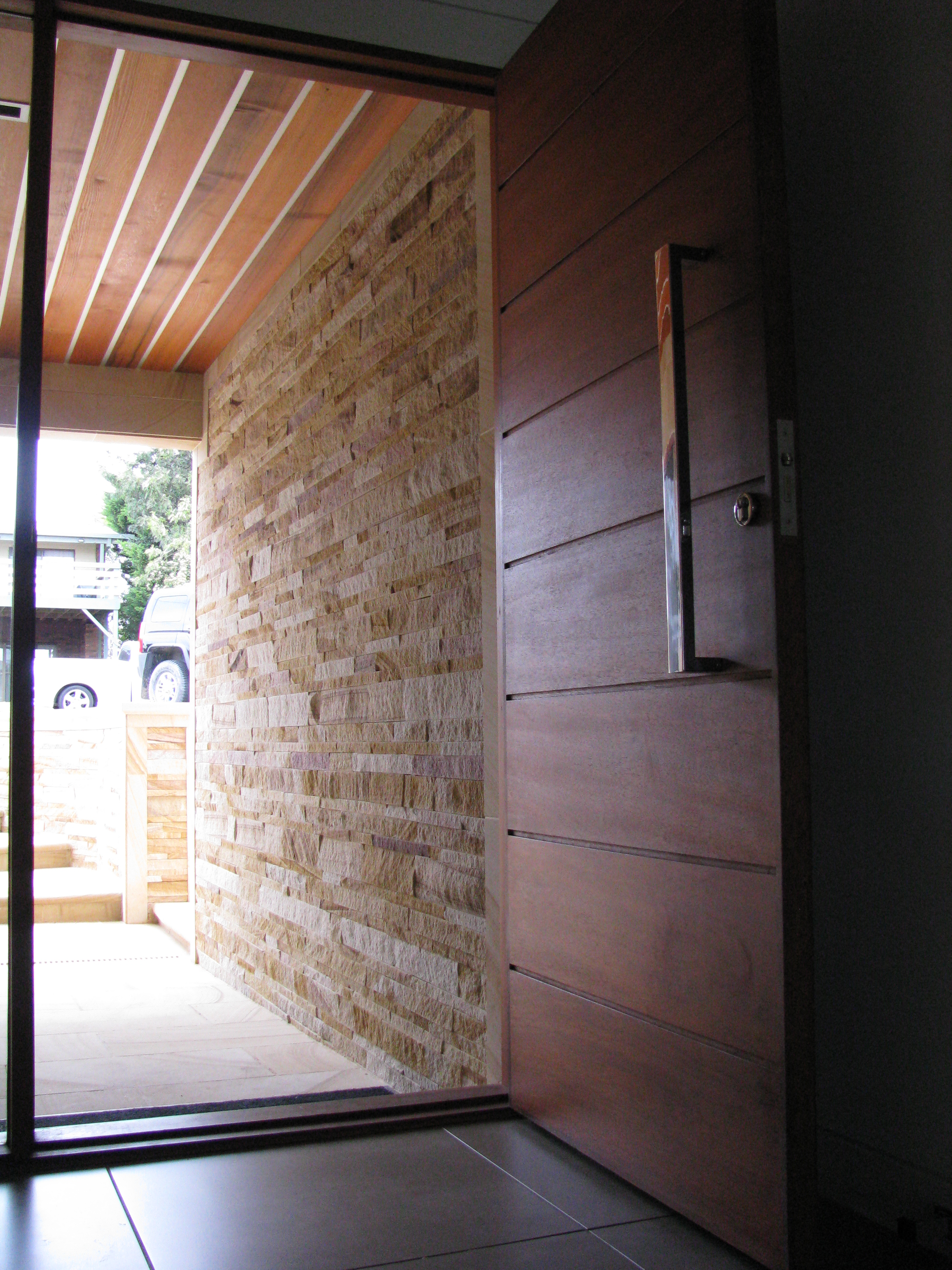 "Quarry Run Split cladding ""stack-stone"""