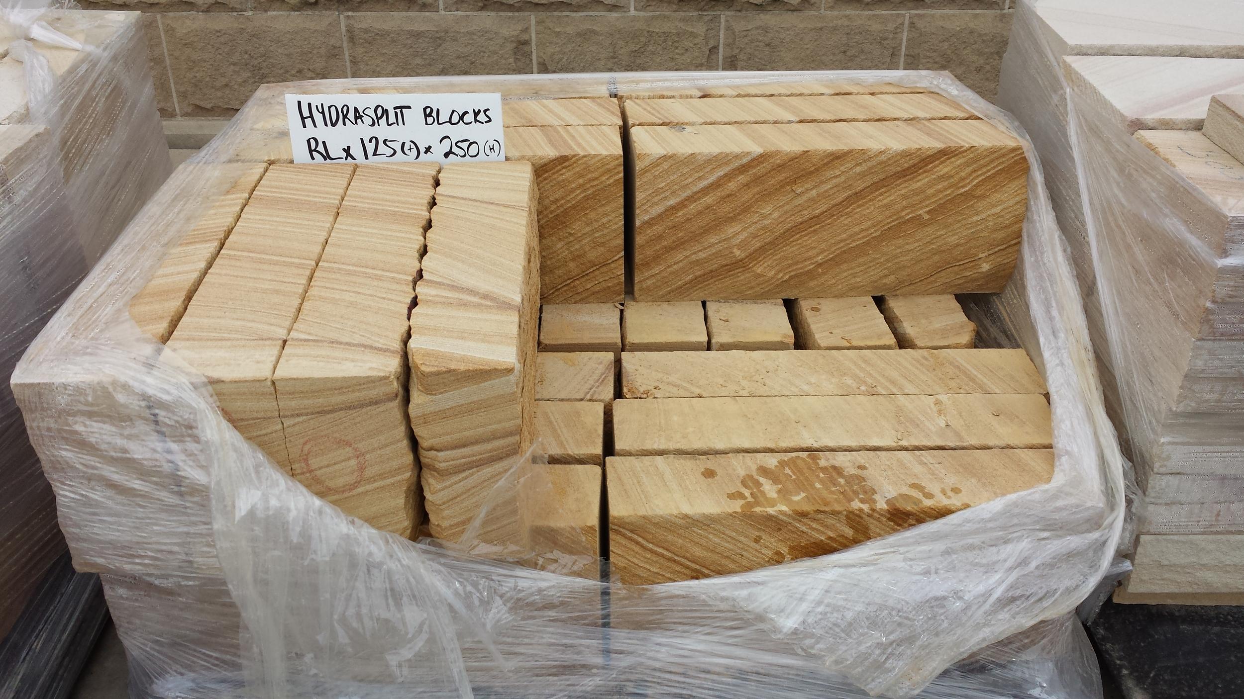 Hydrasplit Blocks
