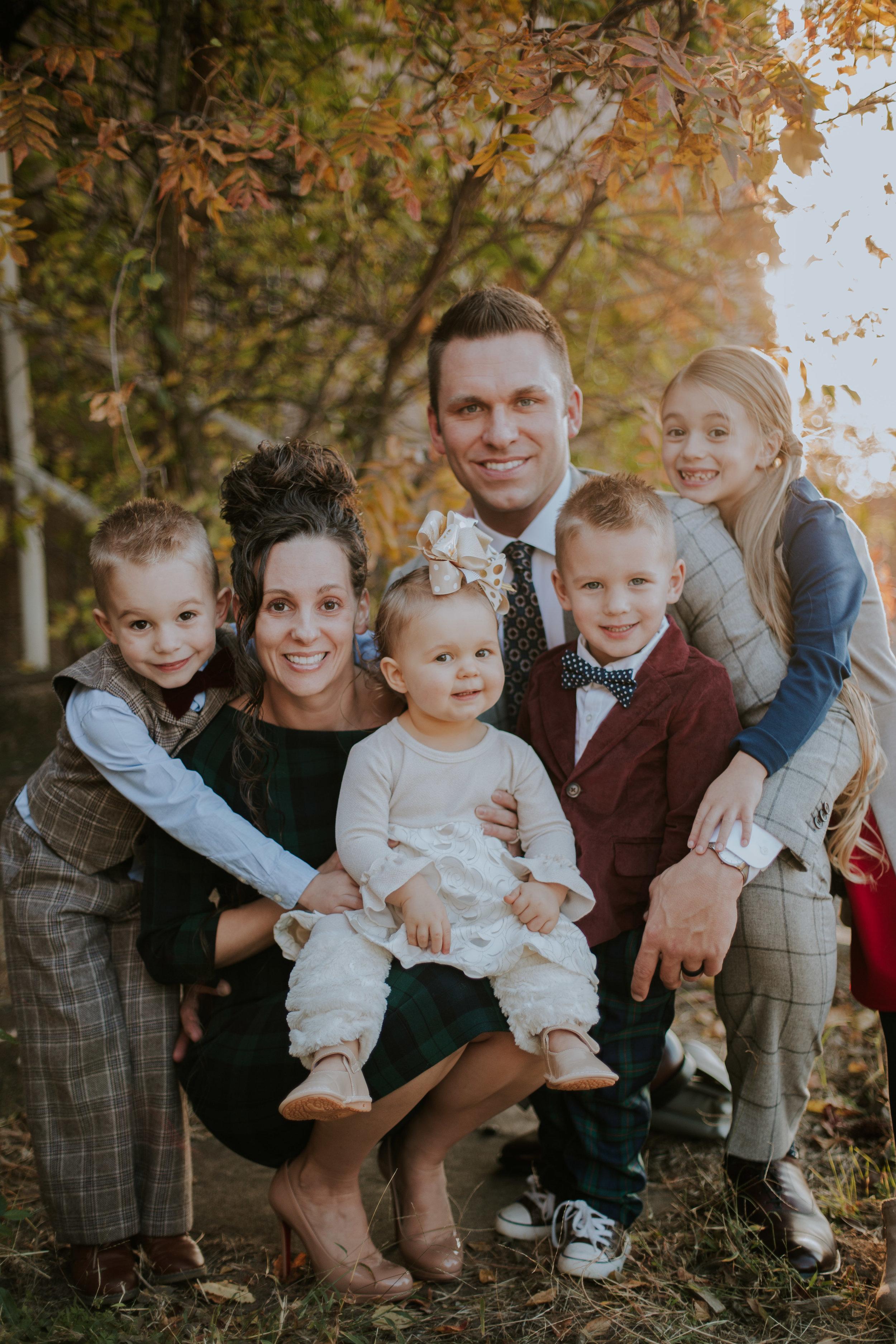 GILBERT FAMILY - November 3rd, 2017