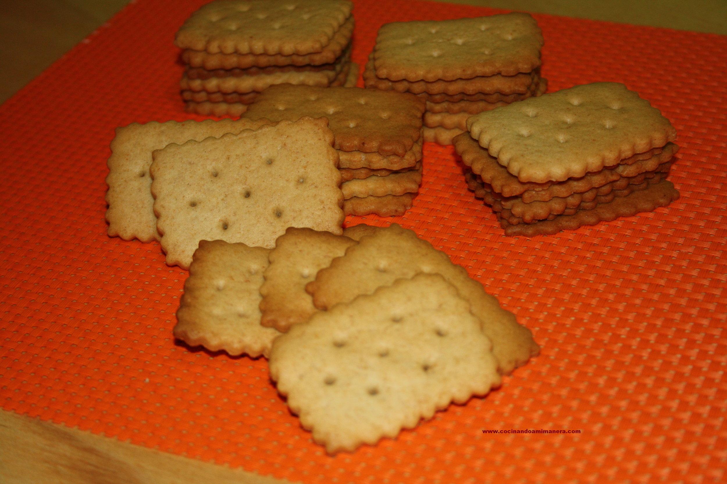 Asi nos quedan las galletas.