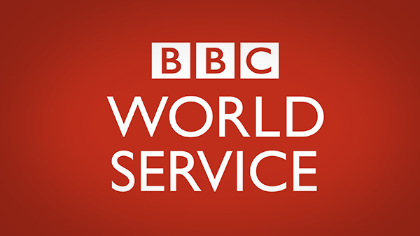 Alfred and Jakobine on BBC World Service Radio
