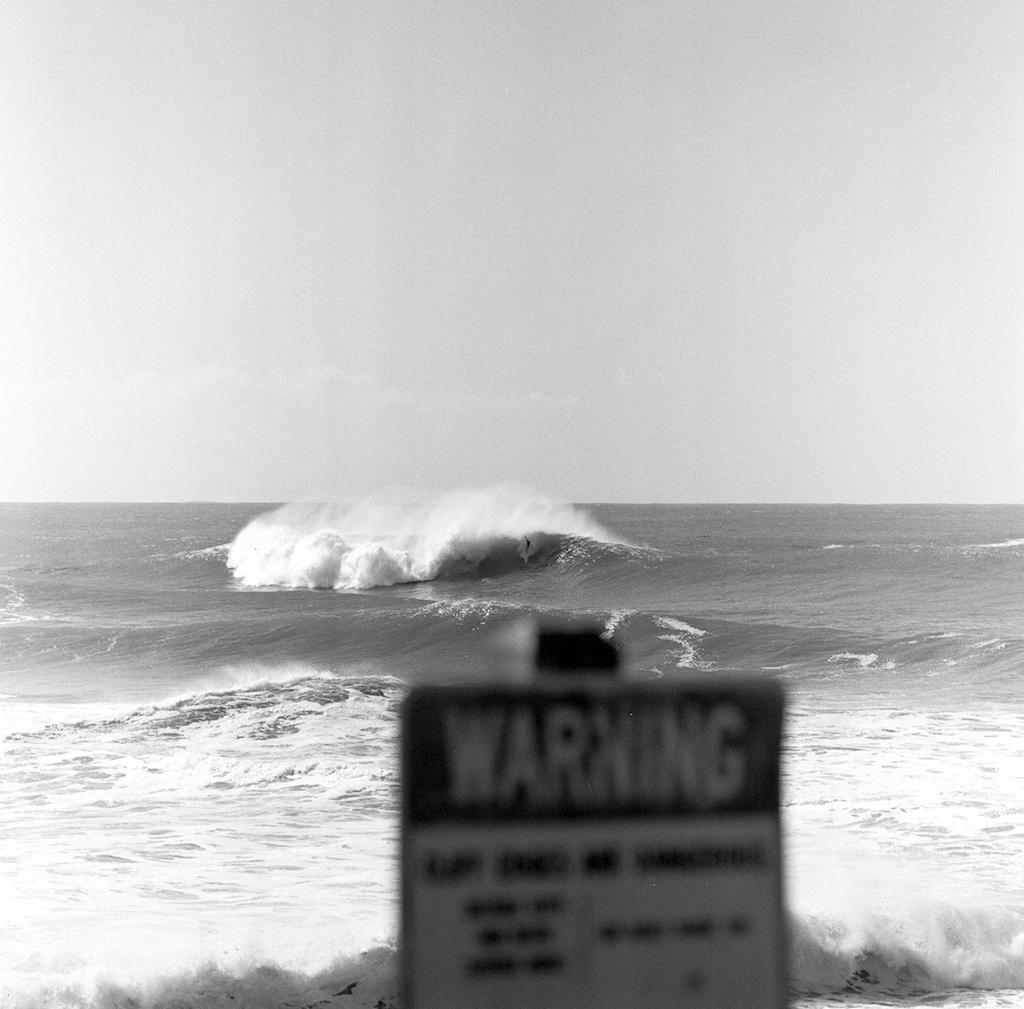 [#022406] Warning, Santa Cruz, USA, 2012