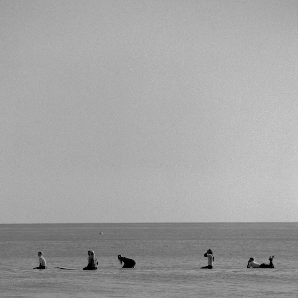 [#036509] Waiting between sets, Study 2, Santa Cruz, USA, 2013