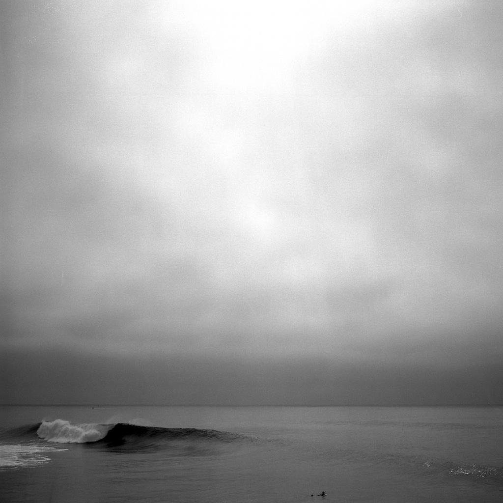 [#043807] Paddling in paradise, Santa Cruz, USA, 2014