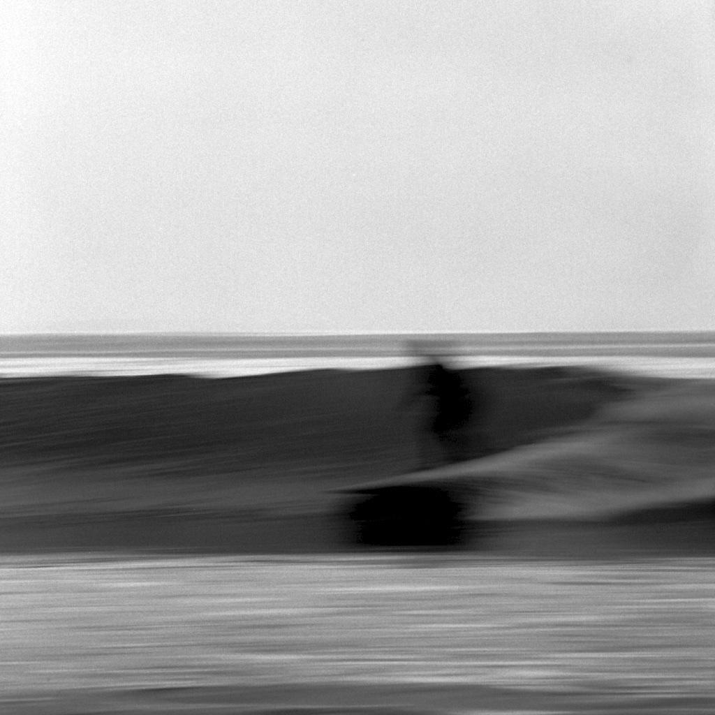 [#034608] Down the line, Study 2, Santa Cruz, USA, 2013