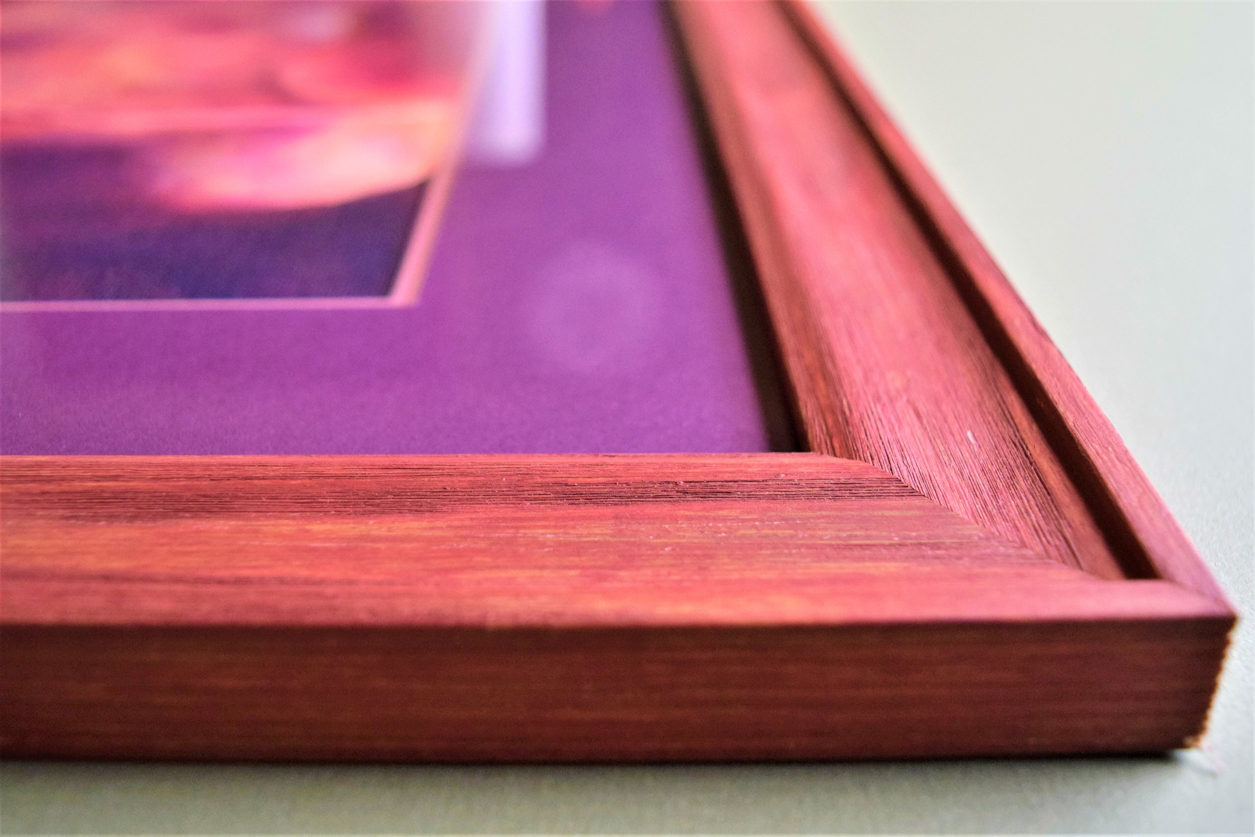 Matting and Custom Picture Framing