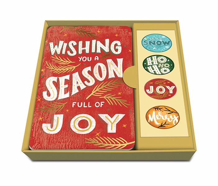 Season Full of Joy Studio Oh  Shauna Lynn Panczyszyn Item #82670 UPC 846307022754