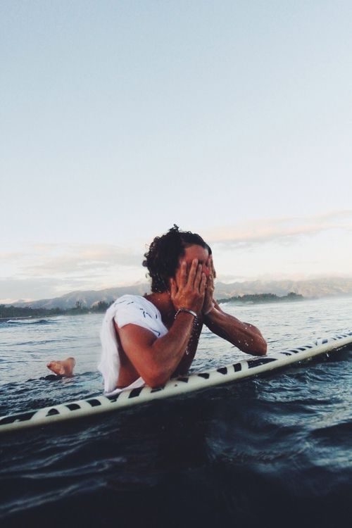 srfnkd dude tshirt surfboard