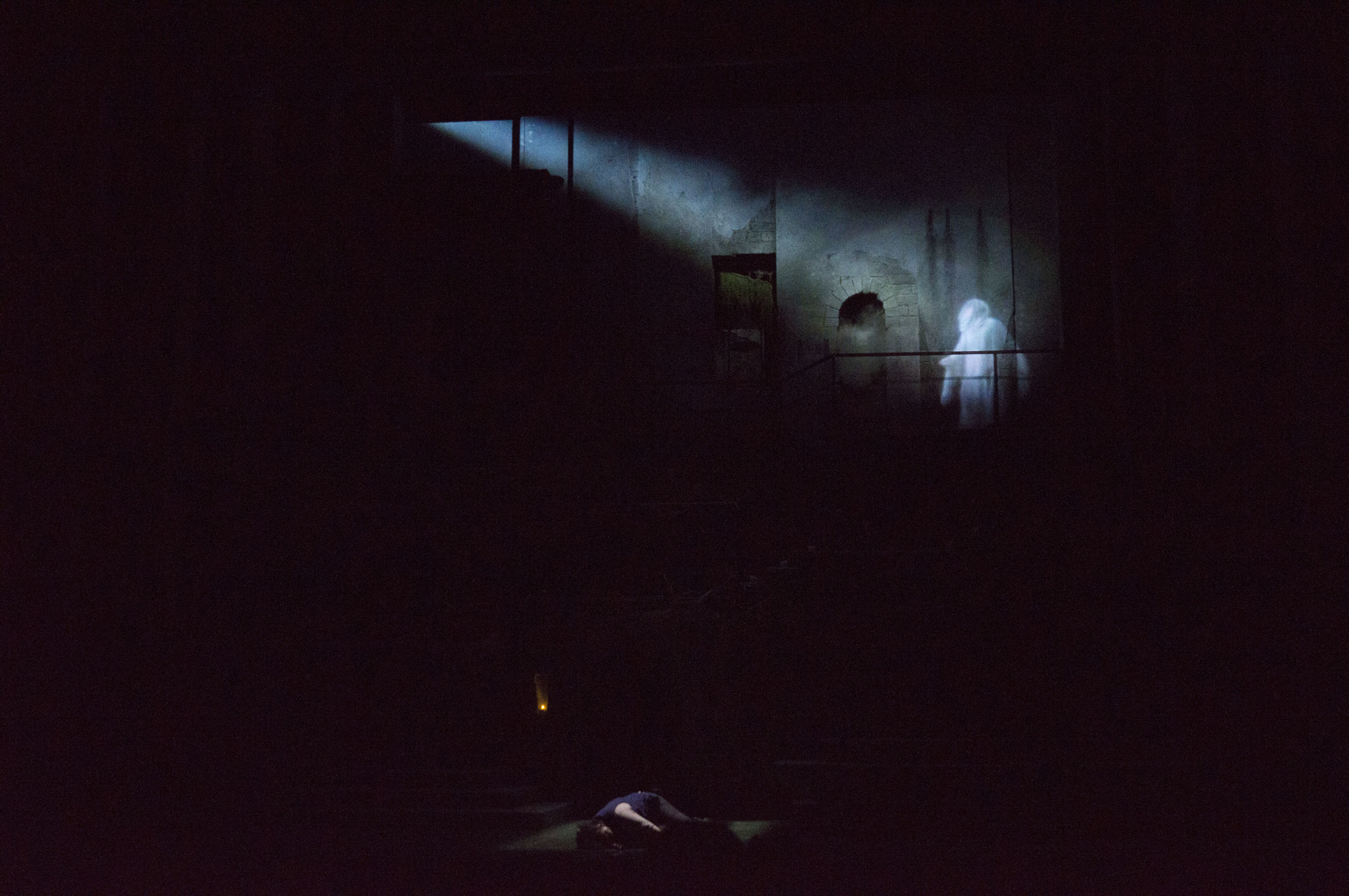 Apparitions Entrance
