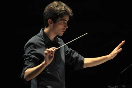 Conductor Asier Puga