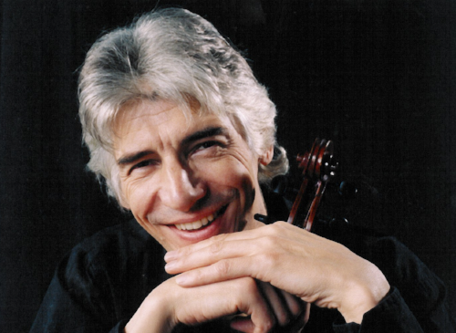 Renowned viola player Roger Chase