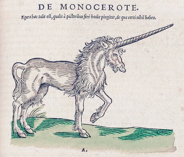 Acupuncture isn't mythical - But Unicorns are