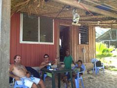 Kmaga Village Accommodation.