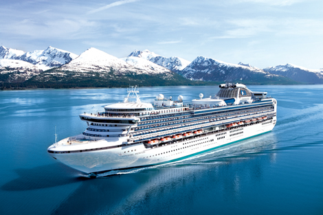 Alaskan Cruise.