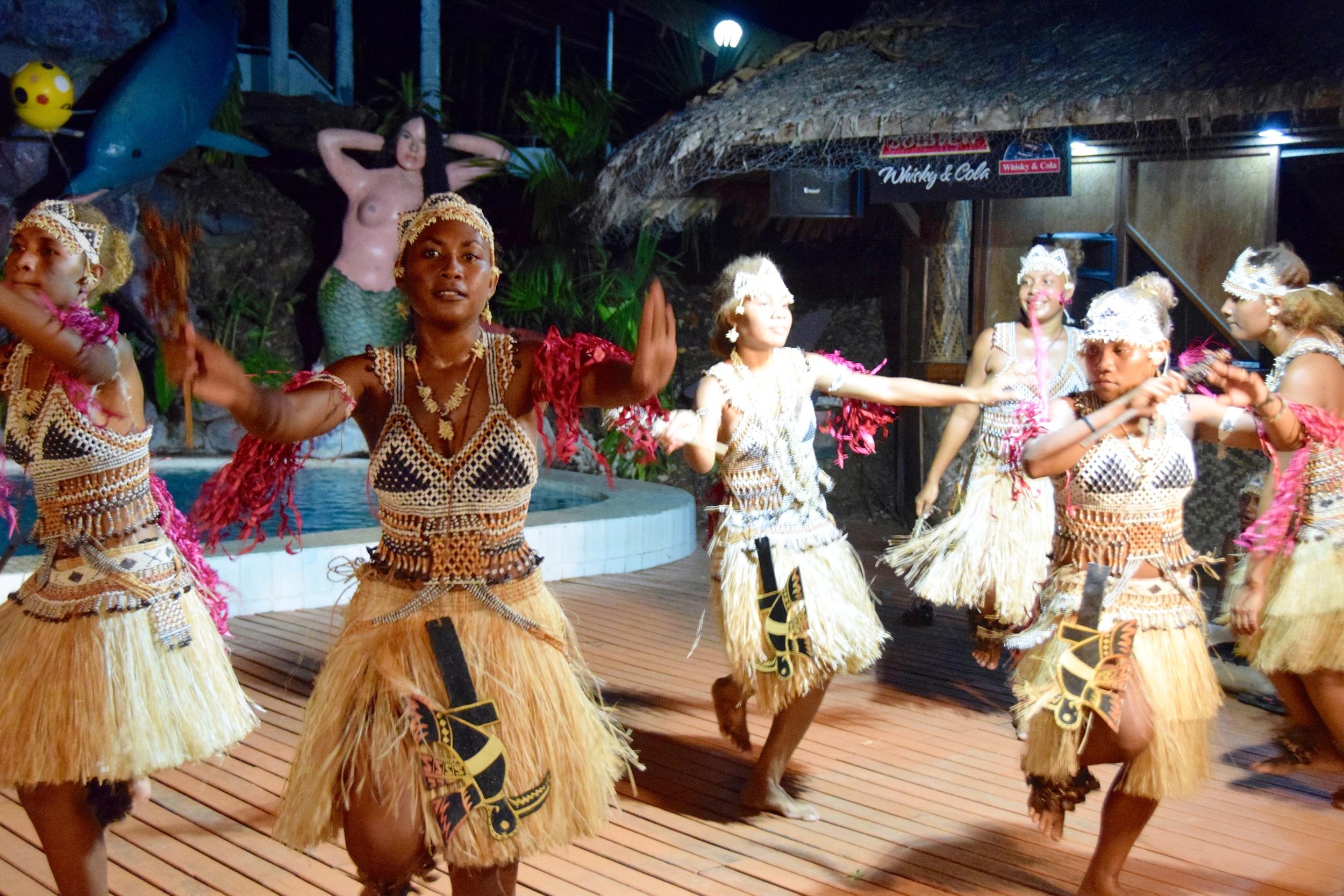 Lau Cultural girls dance from Malaita province .jpg