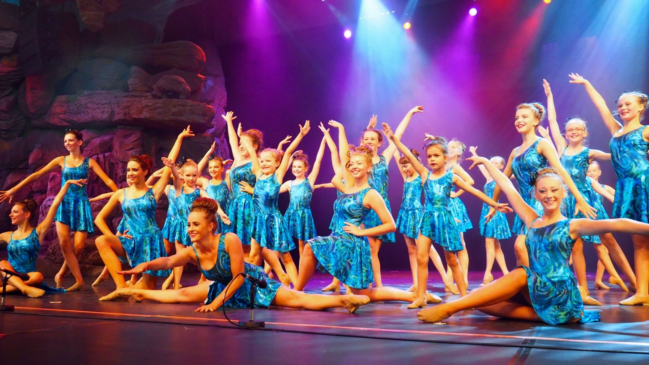 Disney Dance Tours