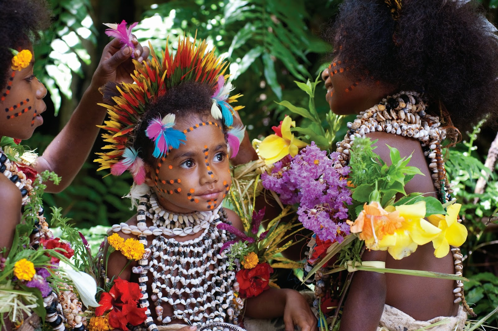 PAPUA NEW GUINEA - Click Here for more information..