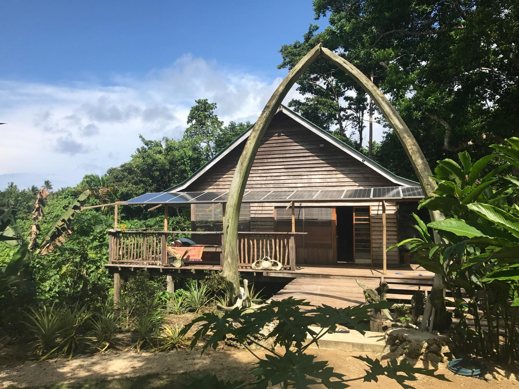 DRIFTWOOD ECO LODGE -