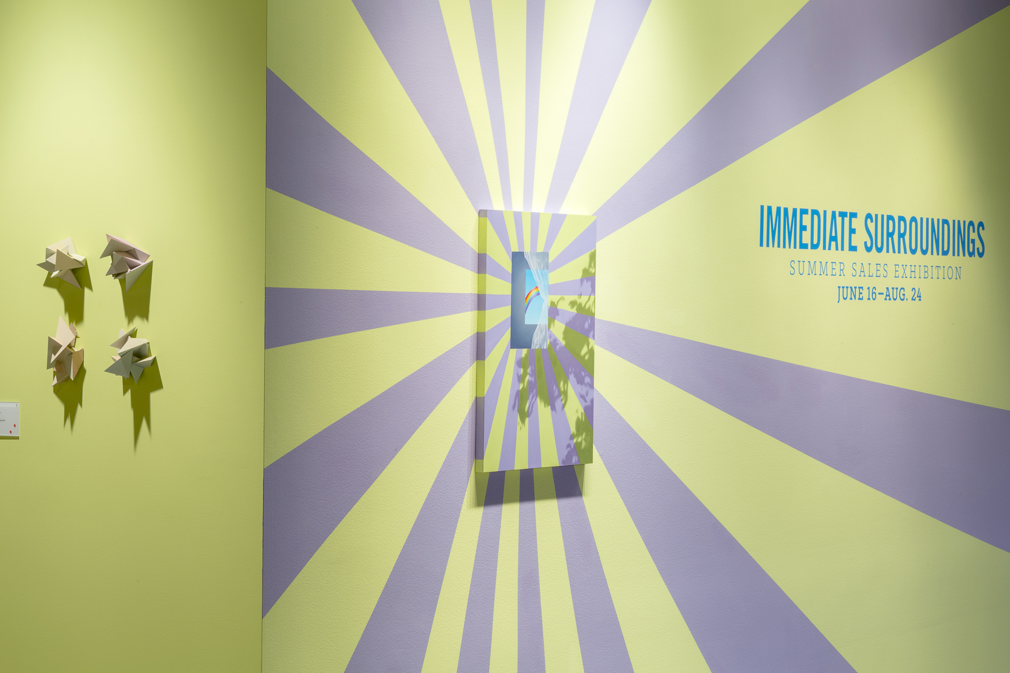 Ben Tollefson: Immediate Surroundings Exhibition, 2014.  *Gutstein Gallery, Savannah, GA