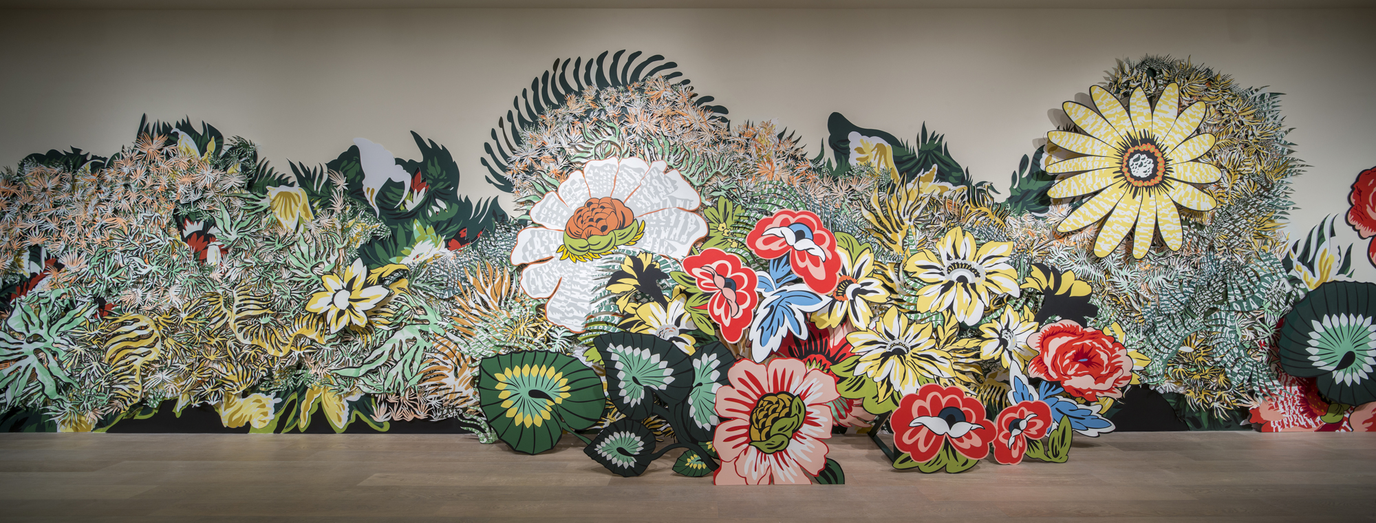 "Natasha Bowdoin, ""Bloom"", 2015  *Experimental Gallery, SCAD MoA. Savannah, GA"