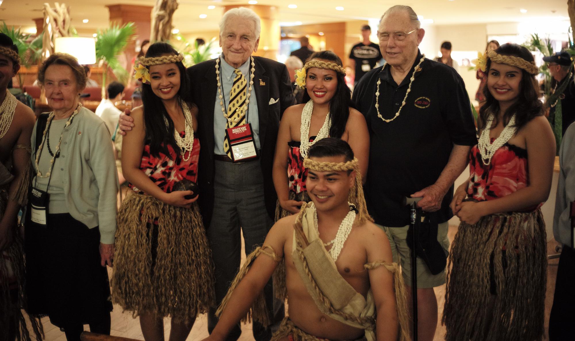 Hafa Adai! The traditional Chamorro (Guam) welcome