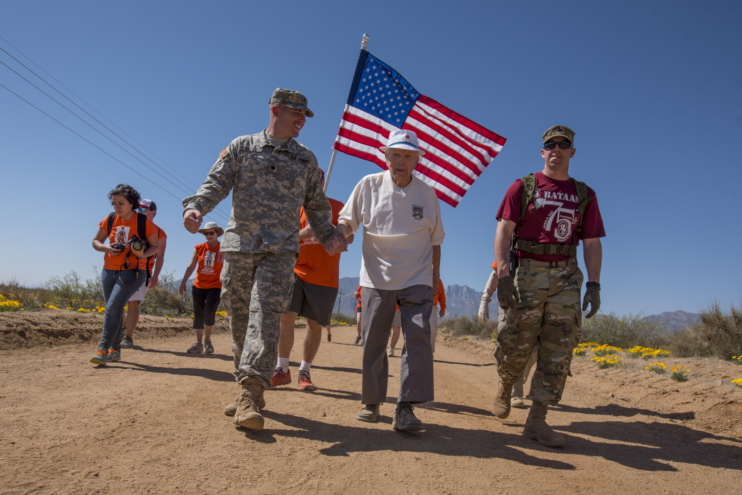 Photo Credit: Staff Sgt.Ken Scar (his awesome photos can be found in pretty much every article about Col. Ben)