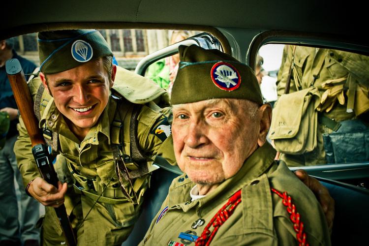 Robert G. Gehrett  June 21, 1924 -Feb. 2, 2012  101st Airborne Division, 502nd Regiment, Company B  D-Day Normandy, Eindhoven