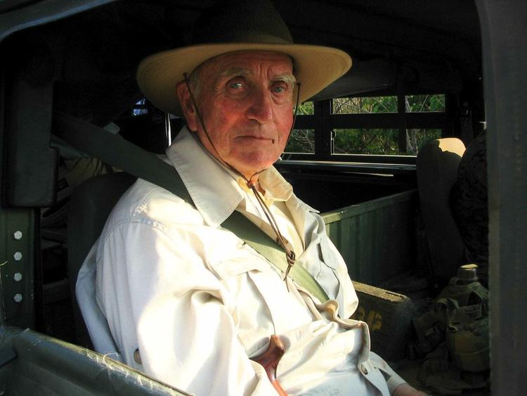 "Col. William ""Bill"" Henderson  1922 - September 13, 2013  5th Marine Division, 28th Regiment  Iwo Jima"
