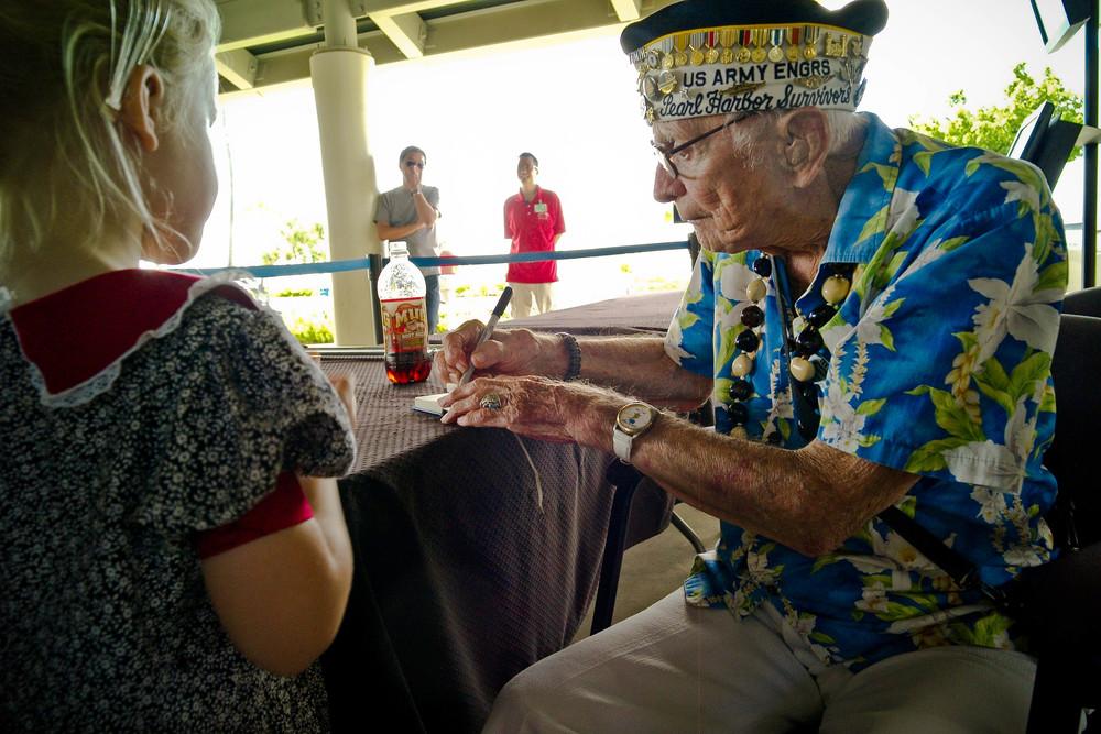 Al Bodenlos  1920 - November, 2014  804th Engineer Aviation Battalion  Pearl Harbor:Schofield Barracks