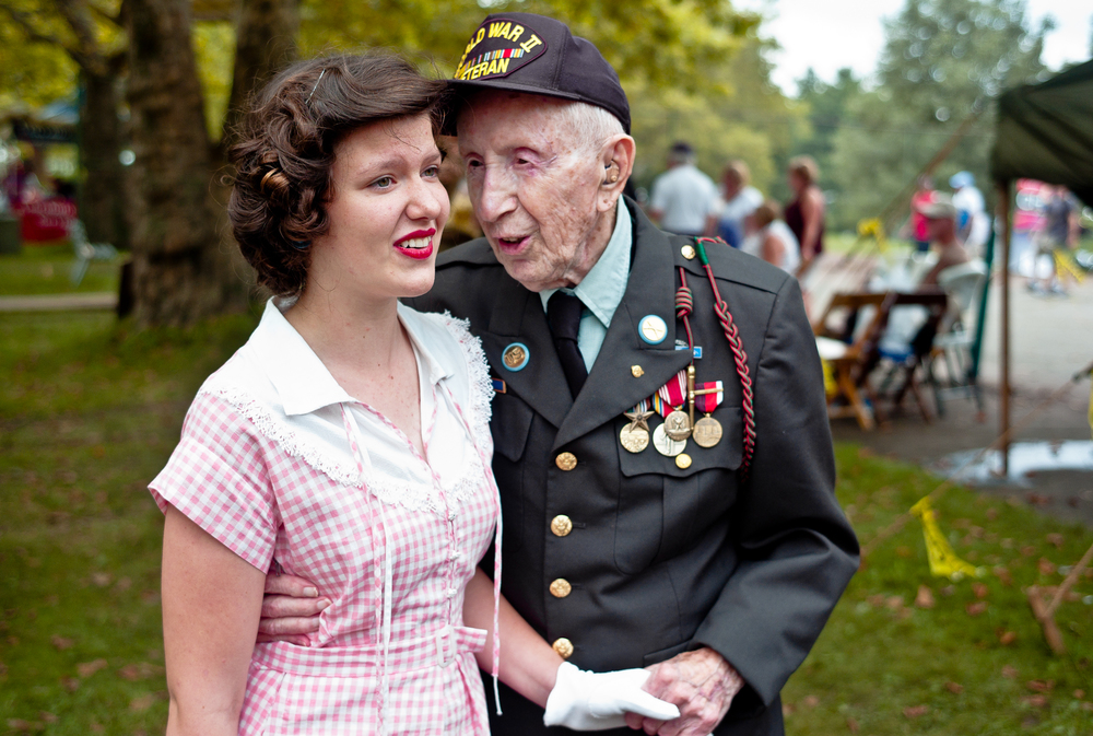 "Arthur ""Pat"" Engelberg  February 26, 1915 - December 23, 2014  100th Infantry Division 399th Regiment"