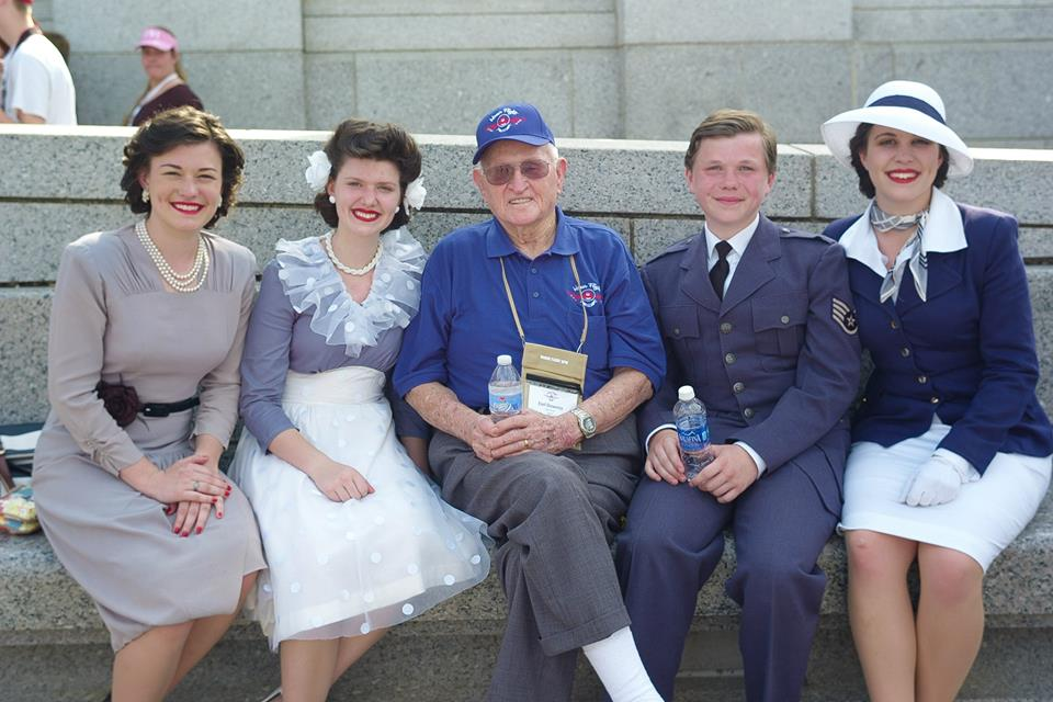 Earl Downey -  November 13, 1924 - March 6, 2016  Air Corps -484th Bomb Group  Austria and Germany