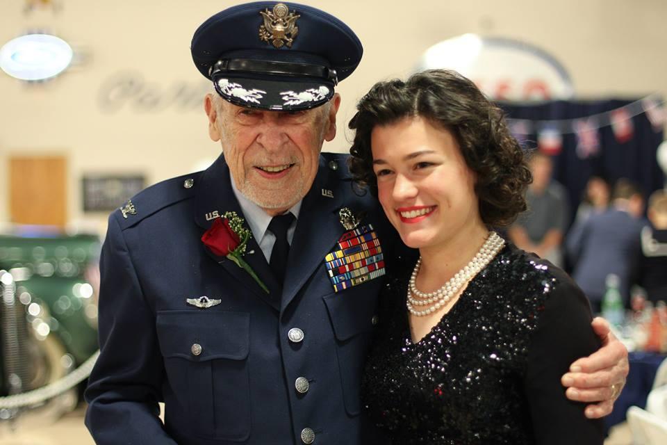 Col. James Broughton  November 3, 1923 - April 14, 2016  Air Force  WWII, Korea,Vietnam