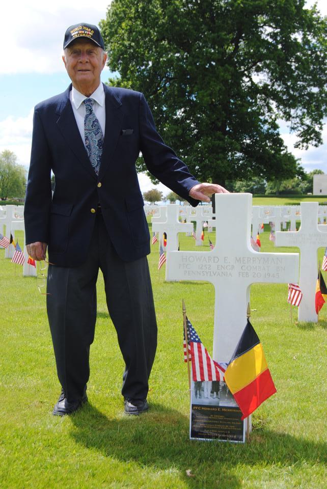 "Robert ""Bob"" Thomas  November 14, 1925 - April 14, 2016  Army"