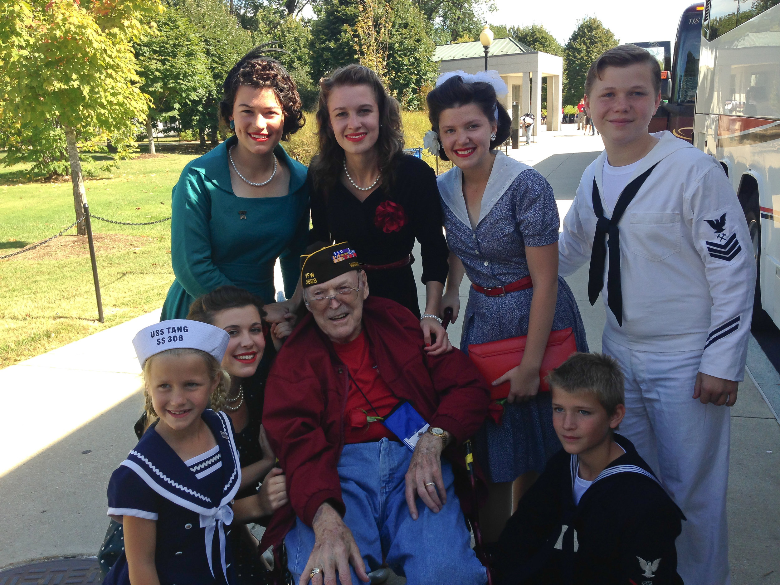 Donald Eugene McGuirk  July 19, 1924 - October 4, 2016  Navy Air Corps - WWII -  B-24 Liberator