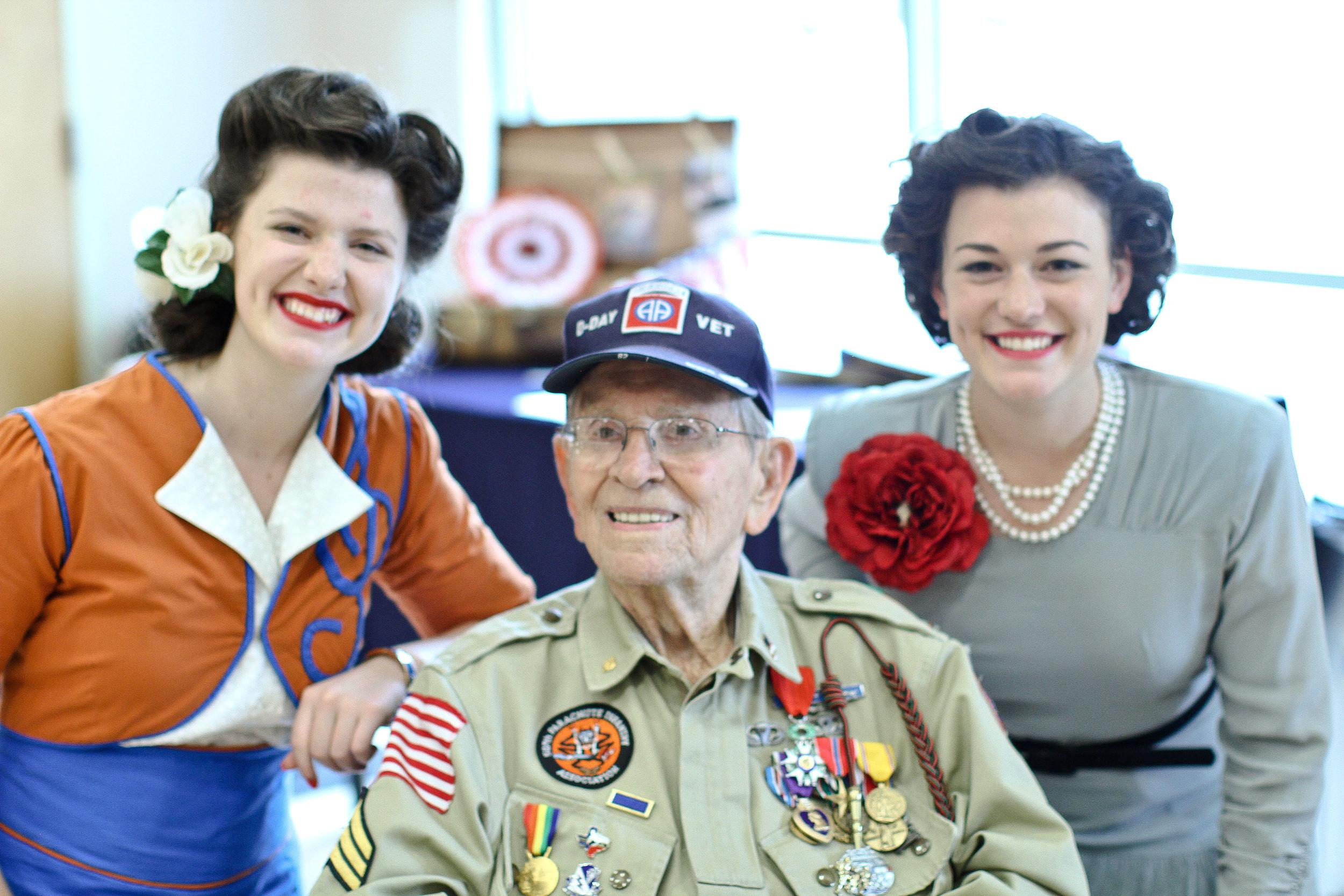 "Robert ""Bob"" Bearden  Aug 20, 1922 - Aug 18, 2017  Army Pataroops - German POW"