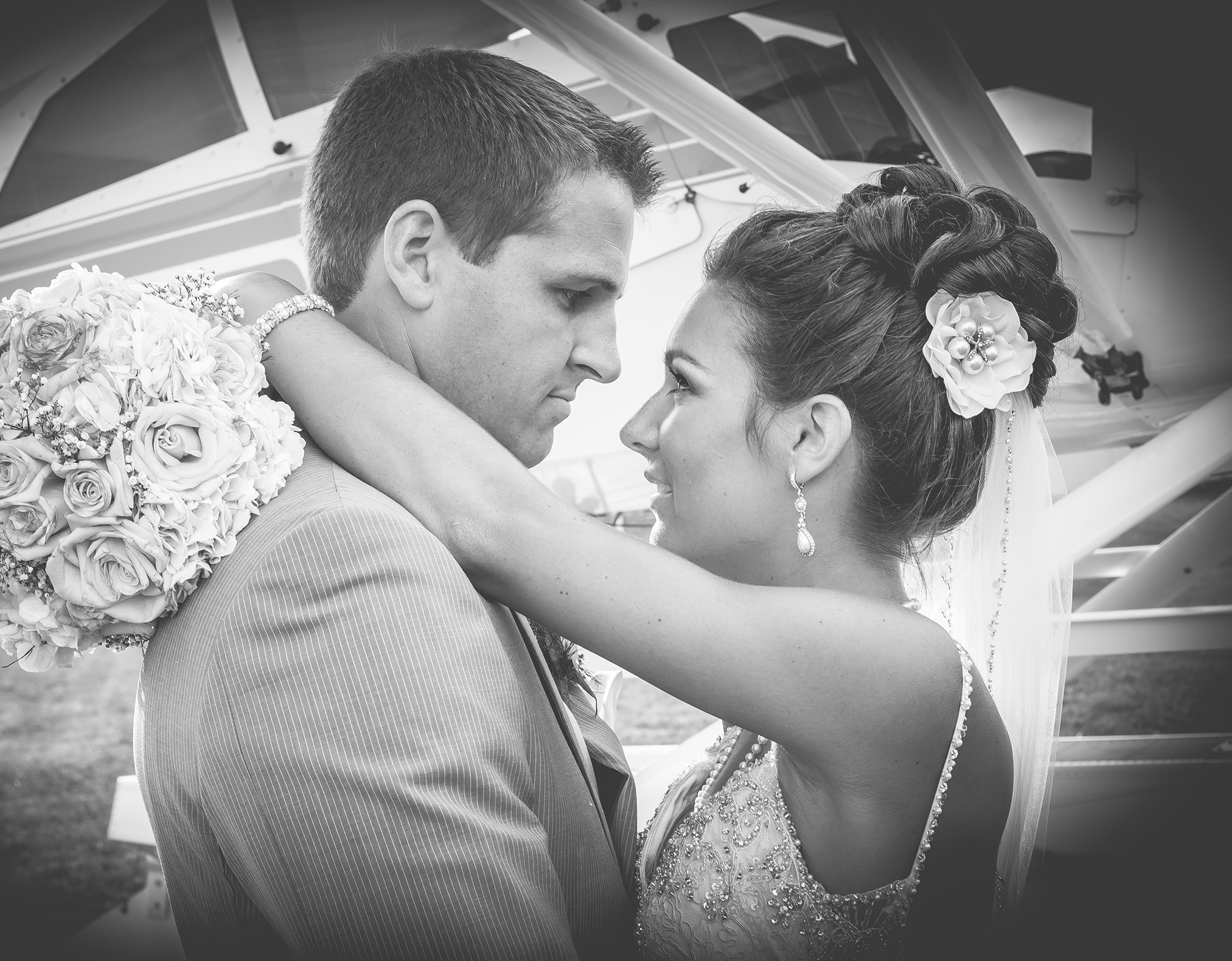 """Ashley + Ryan   """"We have shared our wedding video with so many people. We cannot tell you how many times our friends said it was the best wedding video they'd ever seen."""""""