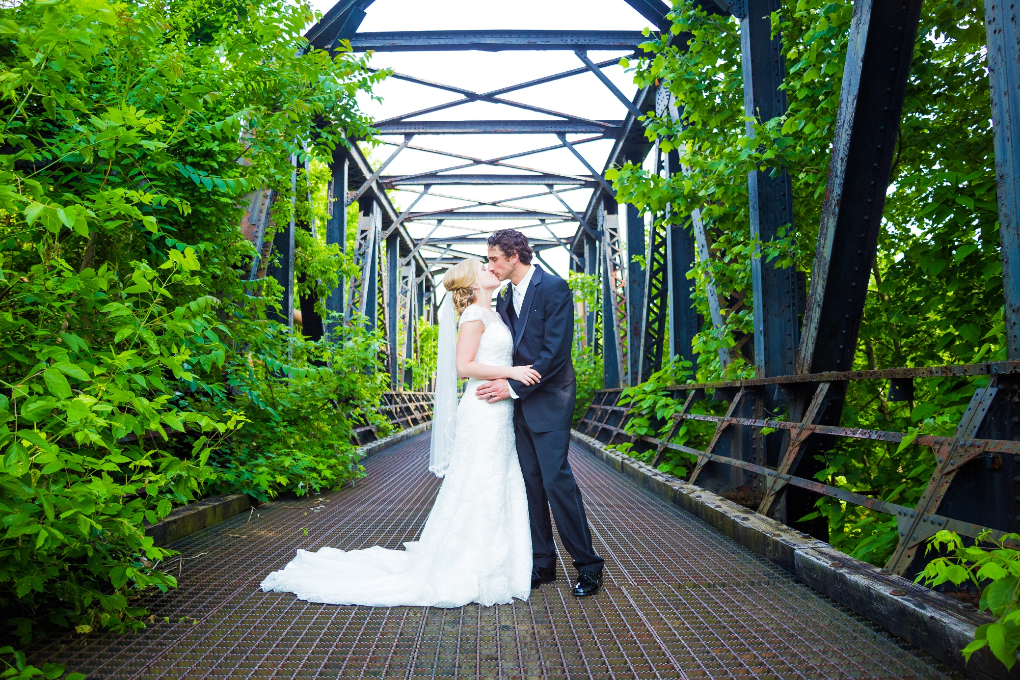 "Lindsay + Tom   ""Thank you for the amazing videos! It was a perfect day, and you captured it so well!"""
