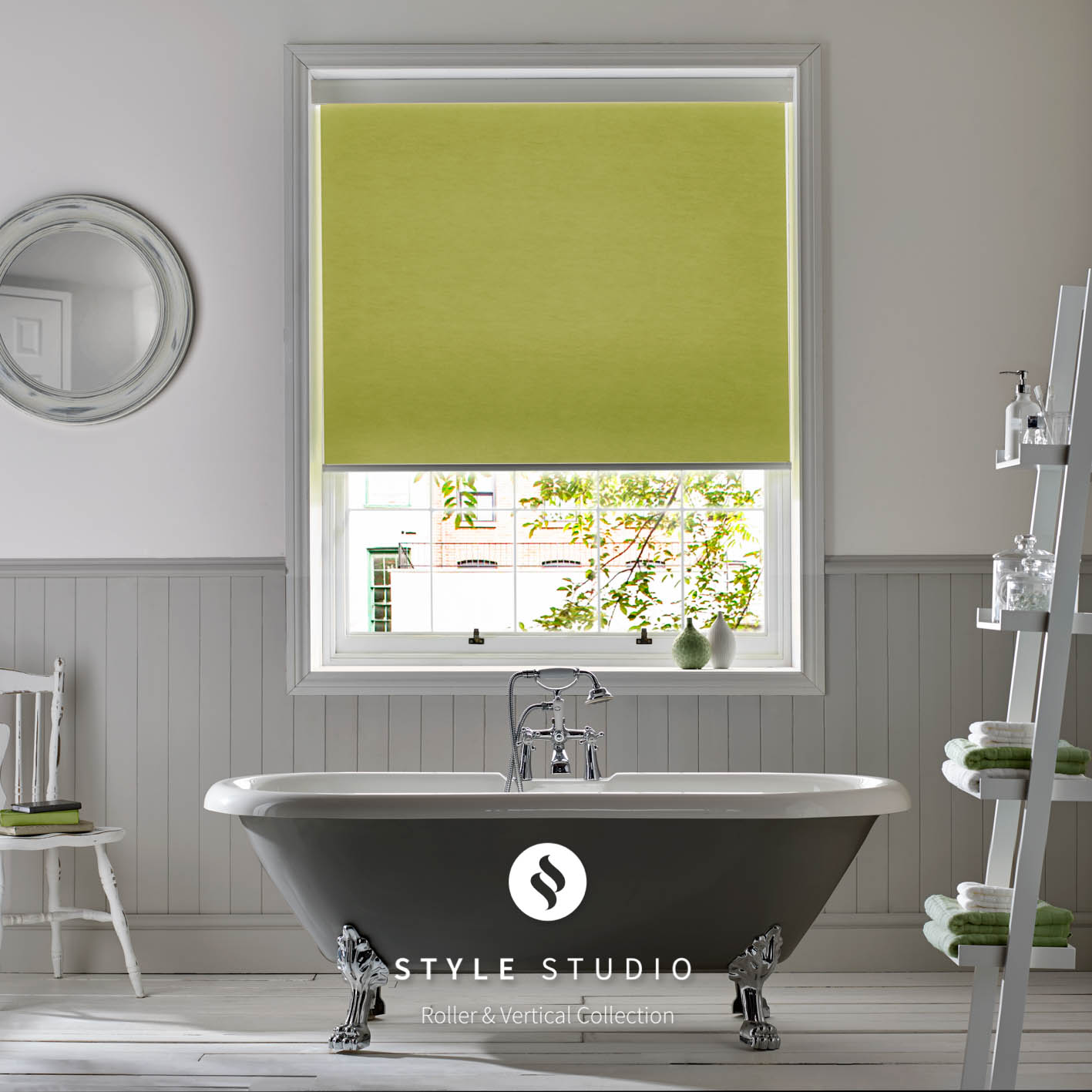 Atlantex Lime Bathroom Roller.jpg