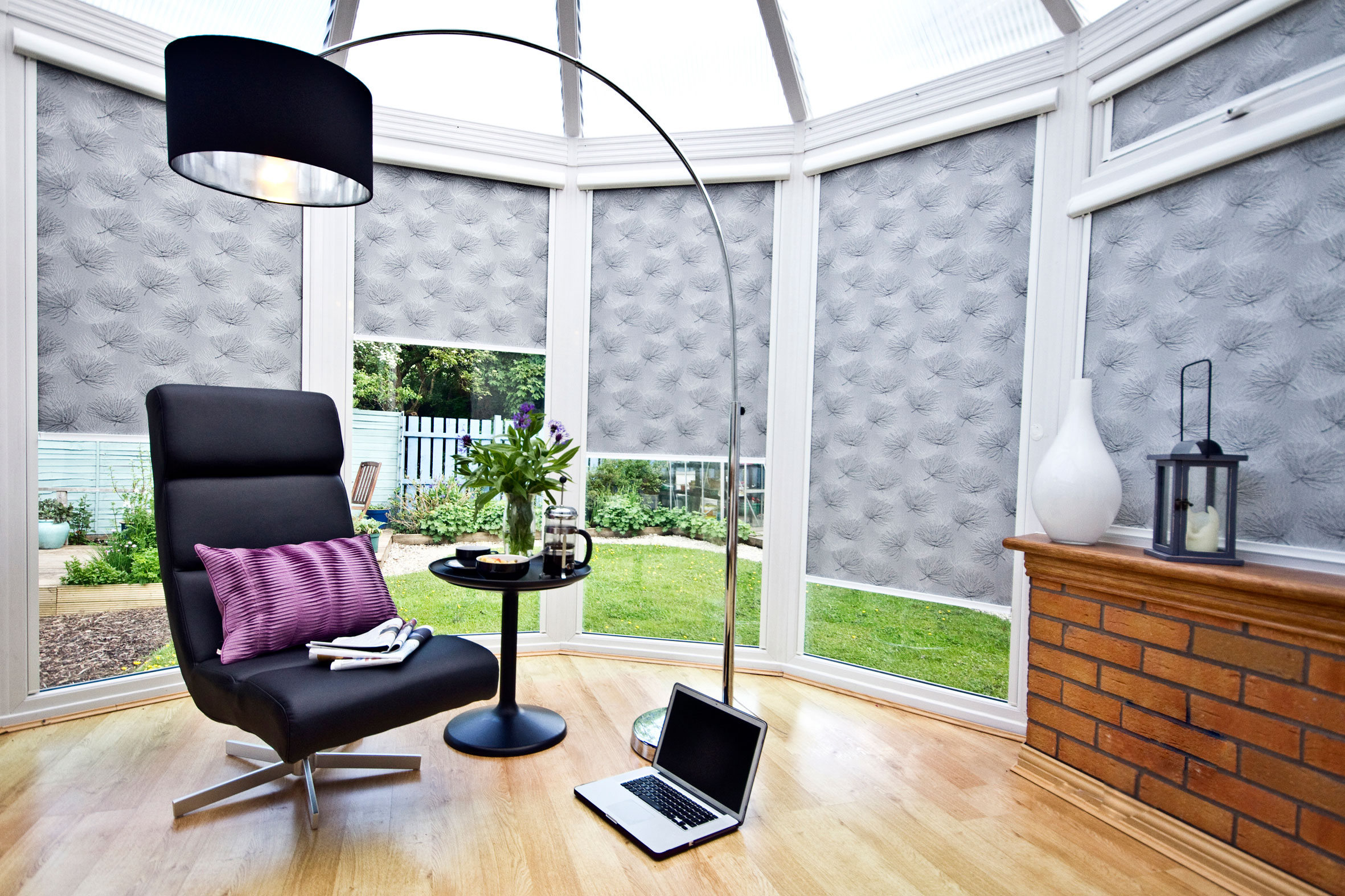 Conservatory Blinds West Lothian Made To Measure Knight Shades