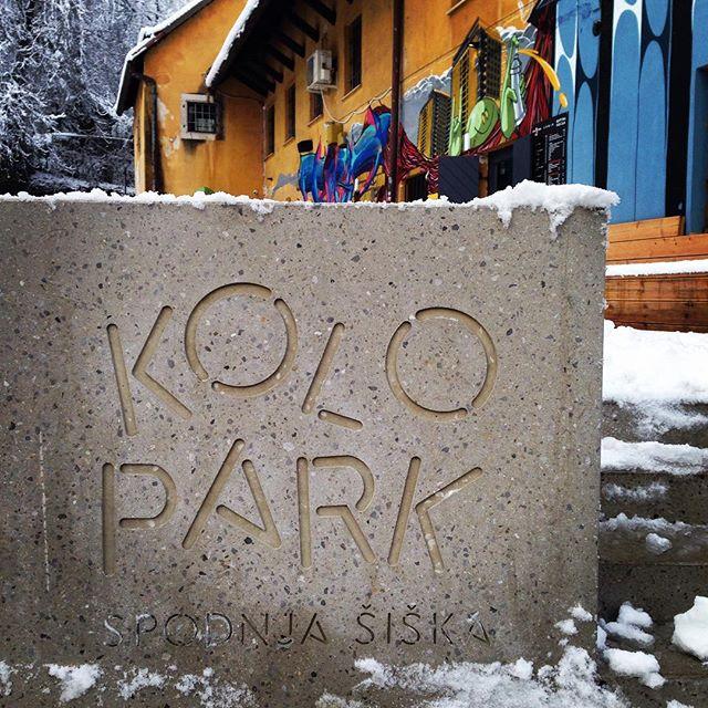 Snowpark #kolopark #lepazoga