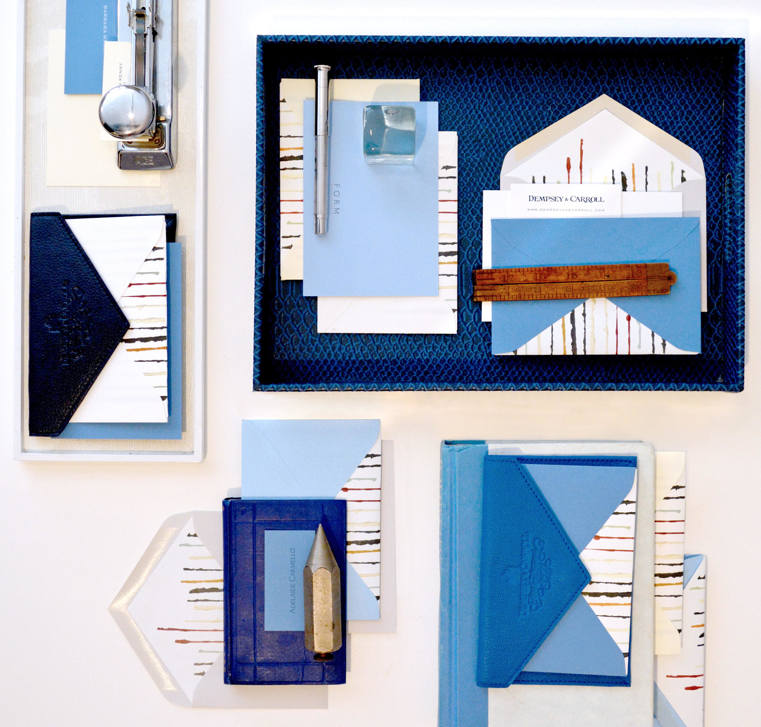 Form Stationary Collection with Dempsey & Carroll