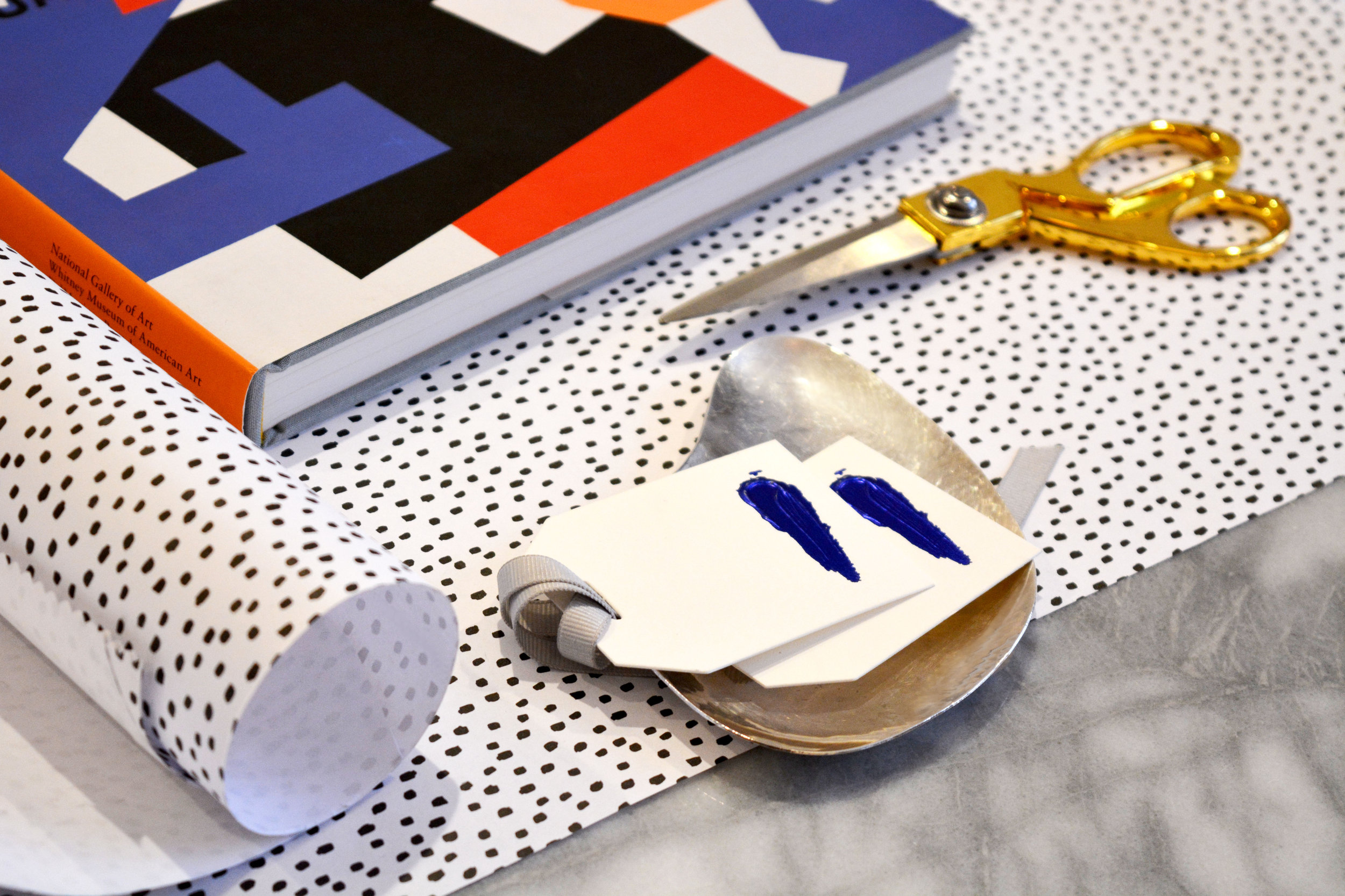 Form Gift Tags/ Stationary Collection with Dempsey & Carroll
