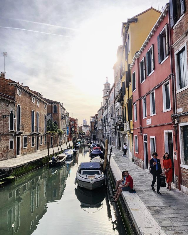 #ingoodFORM: we made it. #venezia