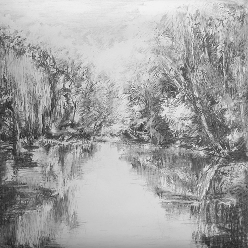 River Charcoal