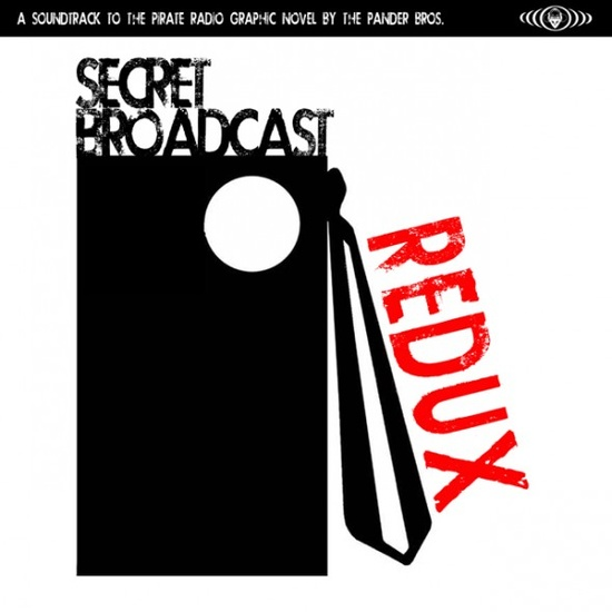 Secret Broadcast Redux - The Soundtrack companion to the Digital Comic available at Itunes.