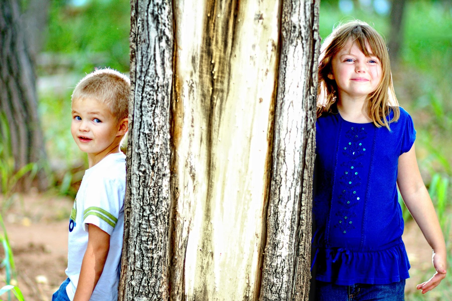 Cute Kids in the Woods for Matt.jpg